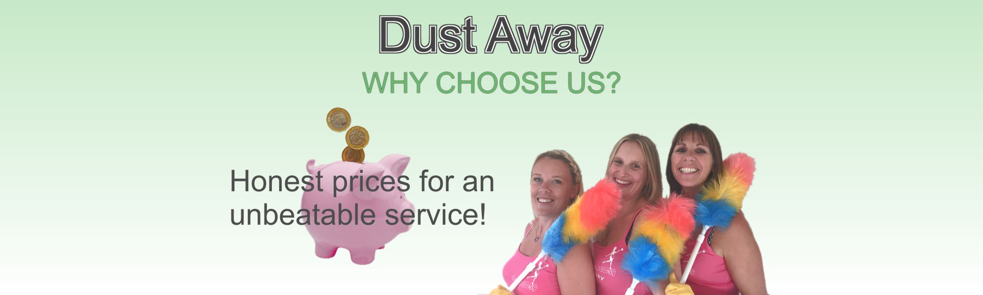 Dust Away | Domestic & Commercial Cleaning Services | Littlehampton